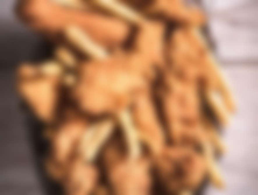 Catriona potato gnocchi